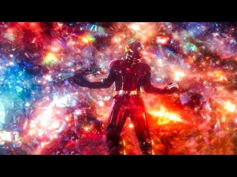 Ant-Man & The Wasp POST CREDIT SCENE...