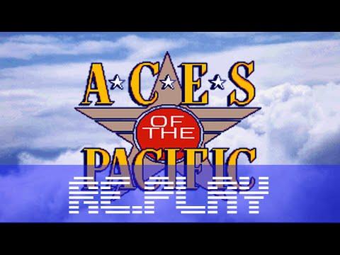 Aces of the Pacific [re.play - #19] Luftüberlegenheit und Bombereskorte [German]