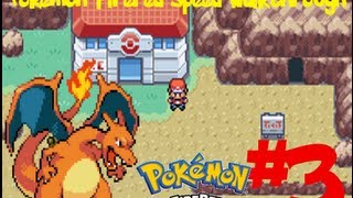 Pokemon Firered Speed Walkthrough (x2) Episode 3: Mt.Moon