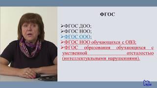 СПб АППО. Реализация ФГОС. Организация работы по реализации АООП и АОП