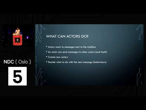 NDC Oslo 2017 Talk  Getting realtime with Akka NET, React and Redux
