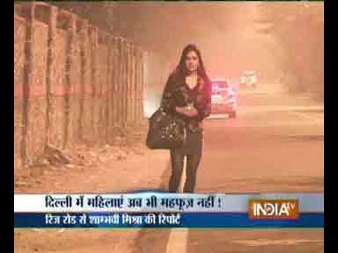 Is Delhi still safe for women ?