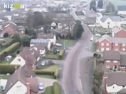 Syma X5C X5C-1 drone quadcopter - Sample video of Moneyreagh