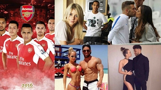 Girls Arsenal Players Have Dated - 2017