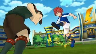 Inazuma Eleven GO Strikers 2013 Inazuma Legend Japan vs Hacked 11 Wii