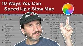 How To Fix a SĮow Mac