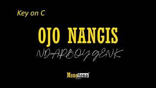 Ndarboy Genk Ojo Nangis ️ Karaoke Instrumental