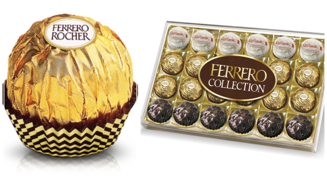 how to make ferrero rocher chocolate Unfortunately working around large families we didn't get a chance to make it this last year so we made sure  he love ferrero  ferrero rocher chocolate.
