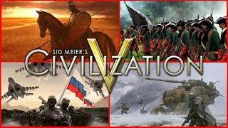 Sid Meier s Civilization 5 Россия Серия 2
