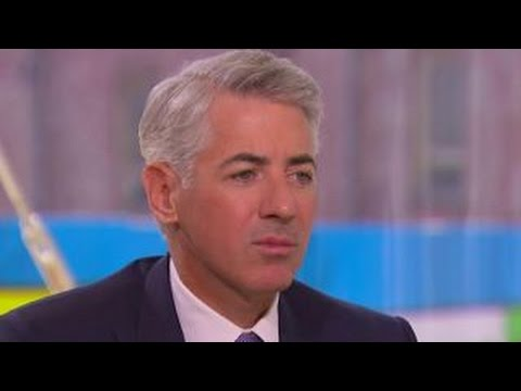 Bill Ackman on China's economy, U.S. minimum wage