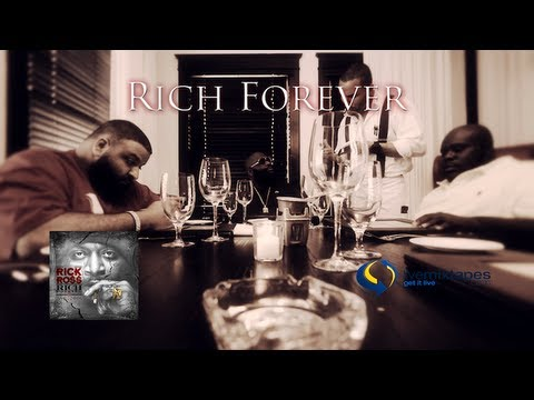 INSIDE LOOK: RICK ROSS 'RICH FOREVER' MIXTAPE