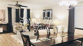 Spring Home Tour 2019| Home Decorating Ideas| Home Inspiration