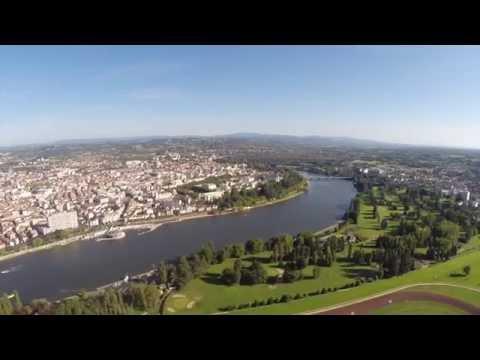 Drone Takamata, prise de vue vidéo à Vichy en Auvergne