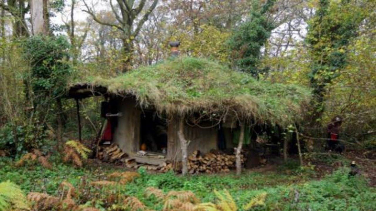Ditemukan Rumah Dalam Hutan Pas Masuk Orang 178 Terkejut