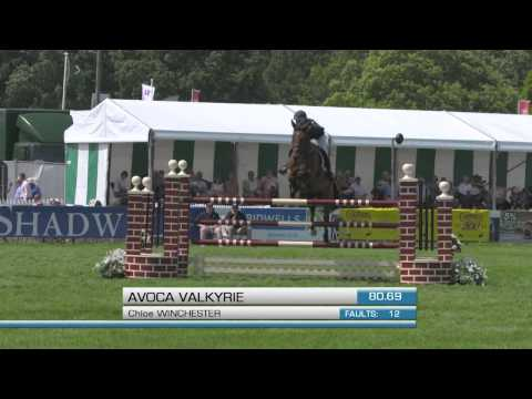 Showjumping - Royal Norfolk Leg International Stairway 2015