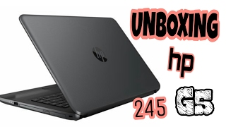 HP 245 G5 notebook PC | UNBOXING | 300 dollar gaming pc ?