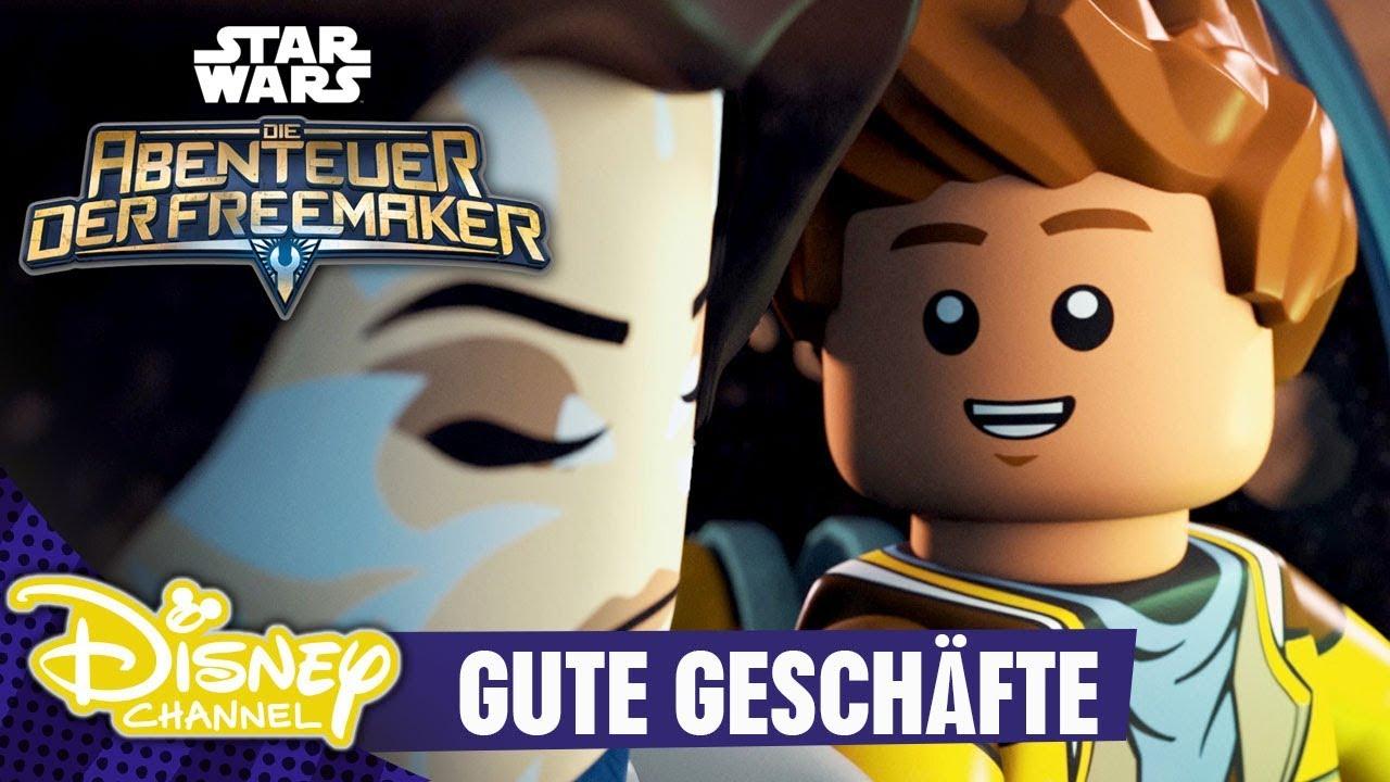 Download STAR WARS: DIE ABENTEUER DER FREEMAKER - Clip: Gute Geschäfte | Disney Channel