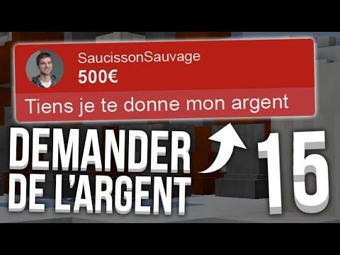 JE FORCE LES GENS À ME DONNER DU VRAI ARGENT ! - Episode 15 | Admin Series S2 - Paladium