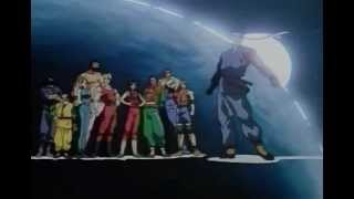 Virtua Fighter opening  (Indonesian fandub cover)