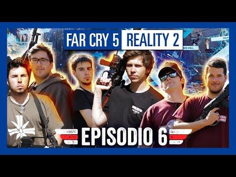 La REALIDAD del REALITY 2 - Far Cry 5: EP 6 con RUBIUS, WILLYREX, LUZU, ALEXBY, MANGEL Y PERXITAA