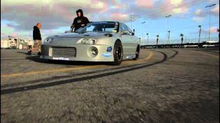 STREET2TRACK VIDEOS THE FCS RACE CAR AT IMPORT FACE OFF FONTANA