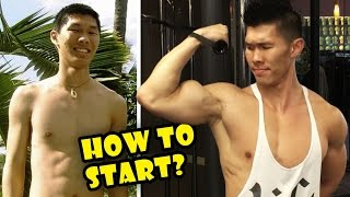 HOW TO START WORKING OUT || Gym for Beginners - Life After College: Ep. 492
