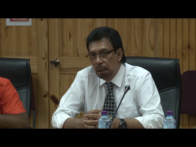 Minister Resolves Garbage Collection in PTRC 11 02 19