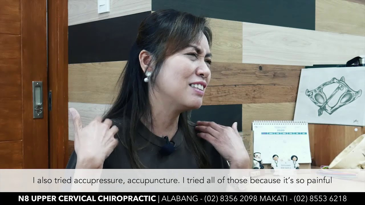 Avoiding Back Pain & Migraines with Upper Cervical Chiropractic in Alabang and Metro Manila
