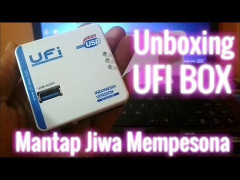 Unboxing UFI BOX 2019