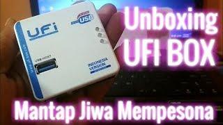 How to use ufi box