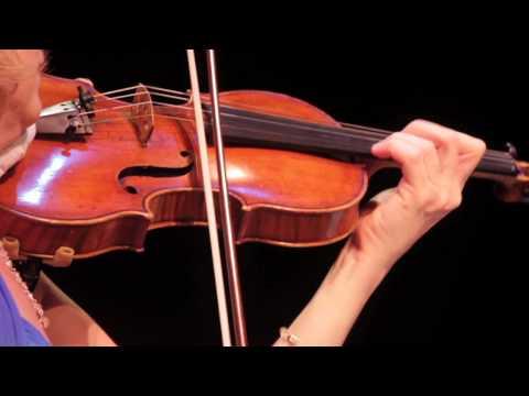 Philip Glass Premiere—Duet for Violin and Cello Premiere