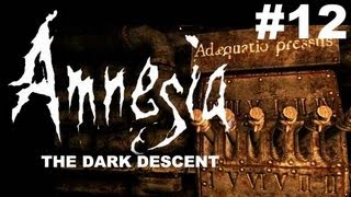 Amnesia: The Dark Descent Part 12 - Elevator Machine Instructions
