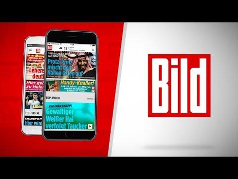 bild news online nachrichten aktuelle zeitung apps on. Black Bedroom Furniture Sets. Home Design Ideas