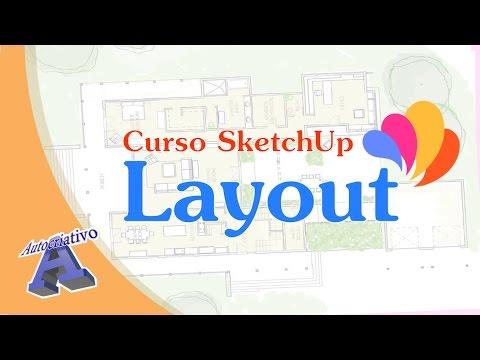Apresentação Curso de SketchUp LayOut - Autocriativo