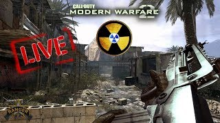 MW2- LIVE Tactical Nukes 5 NUKES THIS STREAM (REMASTER THIS GAME)