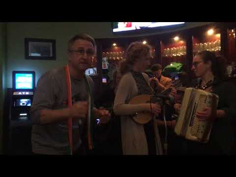 Cloonan/Murphy Band - Dirty Old Town @ Blue Island Brewery
