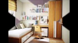 Inspiring and Appealing Storage Units for Small Bedroom