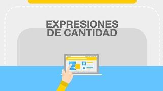 Gramática Inglés Expresiones De Cantidad Youtube
