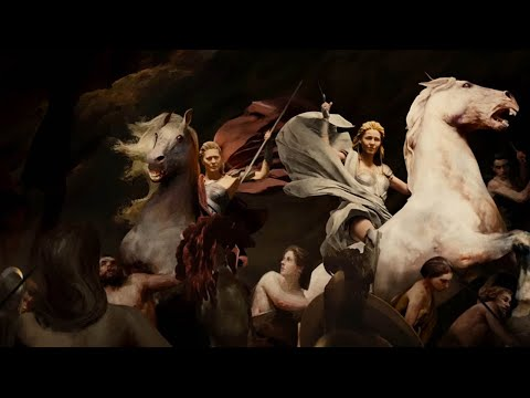 Wonder Woman featurette explores the making of the Origins of the Amazons sequence