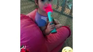 """Funny Toddlers & singing """"Havana """" by Camila cabello"""