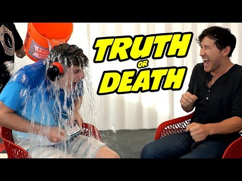 Thumbnail: TRUTH OR DEATH CHALLENGE