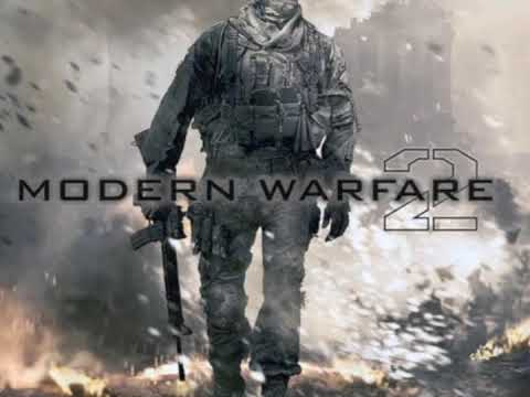 CoD: Modern Warfare 2 Soundtrack - Cliffhanger Stealth