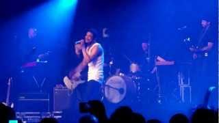 Shaka Loveless - Ikke Mere Tid, live i København 16 marts 2013
