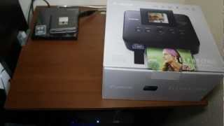 canon selphy cp800 riview