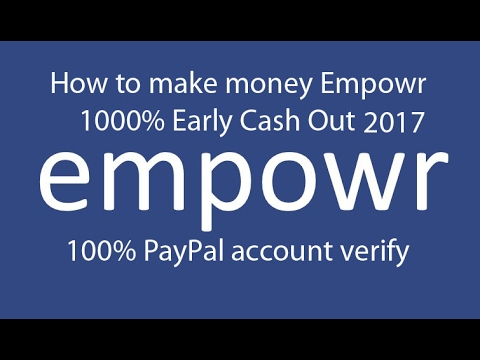 All in One Empowr Early Cash Out bangla video tutorial 15/02/2017