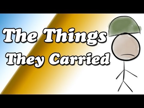 The Things They Carried by Tim O'Brien (Summary and Review) - Minute Book Report