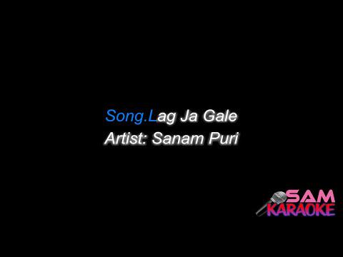 Lag Ja Gale _Unplugged Sanam Puri Karaoke Sam Karaoke