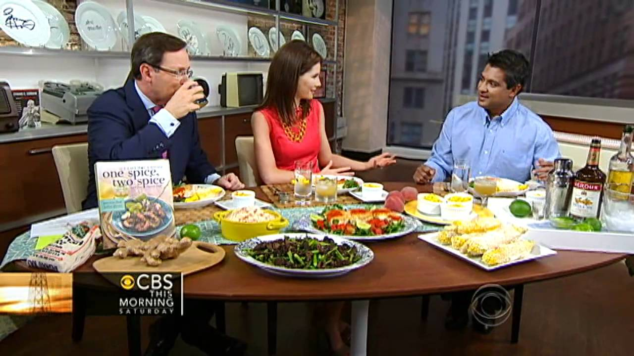 The Dish With Chef Floyd Cardoz Youtube
