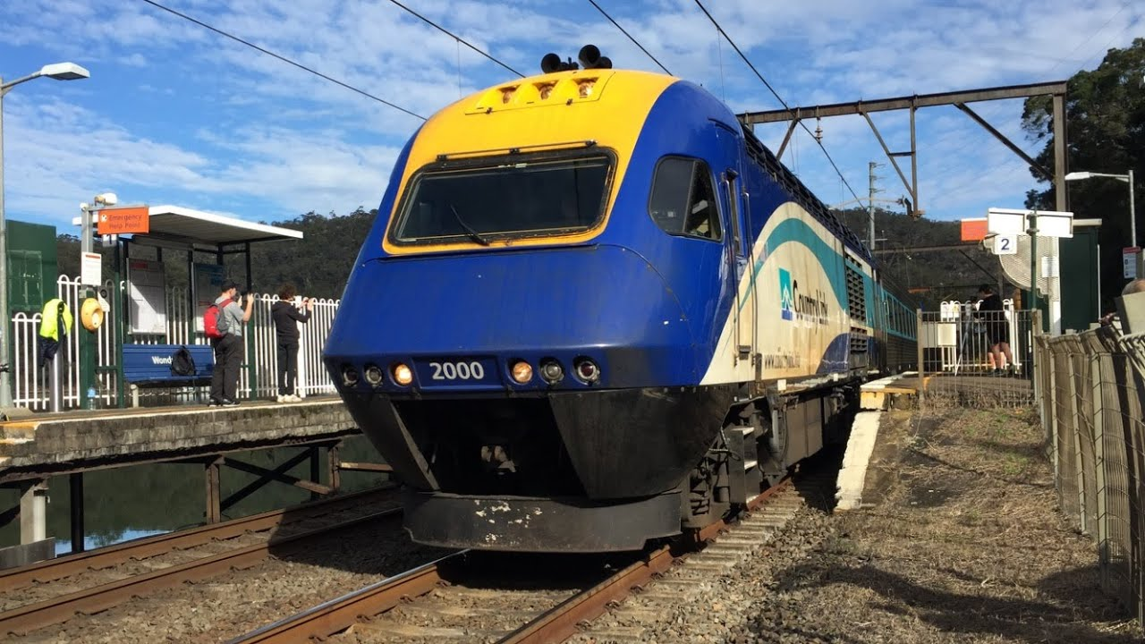 Sydney Trains Vlog 1050 Wondabyne Part 18 The Meet And Greet Youtube
