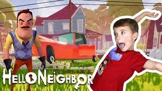In todays video we are playing Hello Neighbor. This is full release...